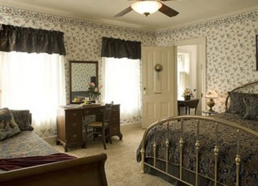 Enjoy our comfortable guest bedrooms