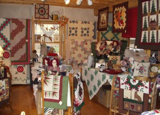 Inn's gift shop