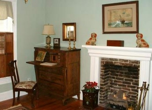 Millstone Cottage Living Room