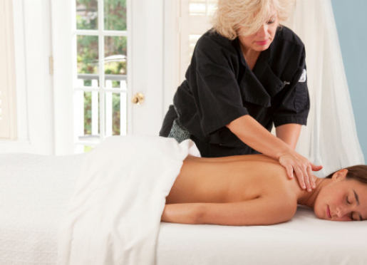In-suite massage, the perfect addition for total relaxation.