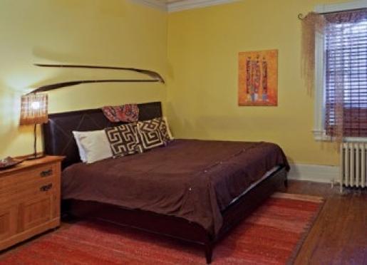 Toni Morrison Room