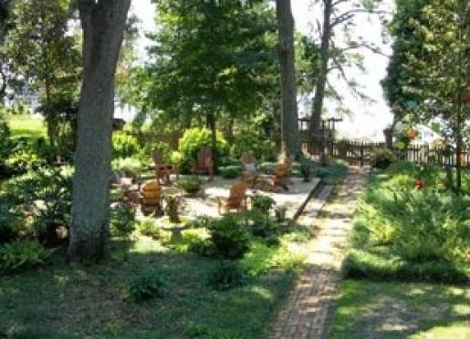 Garden By The Bay Breakfast bay breeze bed & breakfast | fairhope, alabama | gulf coast