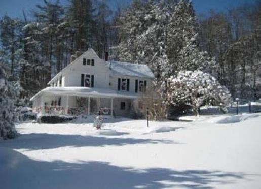 Open four seasons...we enjoy 4 ski slopes within 15-35 minutes of the inn.