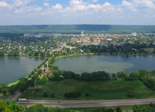 Welcome to Winona, Minnesota - Historic Island City