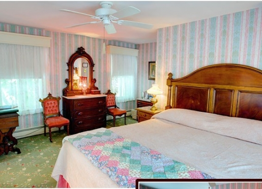 The Stonewall Jackson Suite
