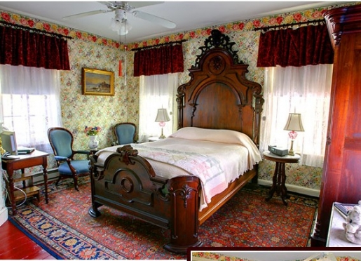 The Bret Harte Room