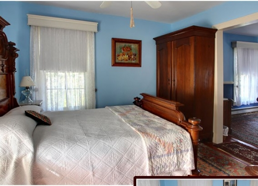 The Commodore Stephen Decatur Suite