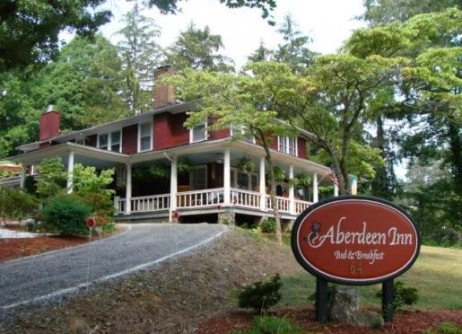 The Aberdeen Inn Asheville North Carolina Mountains Western