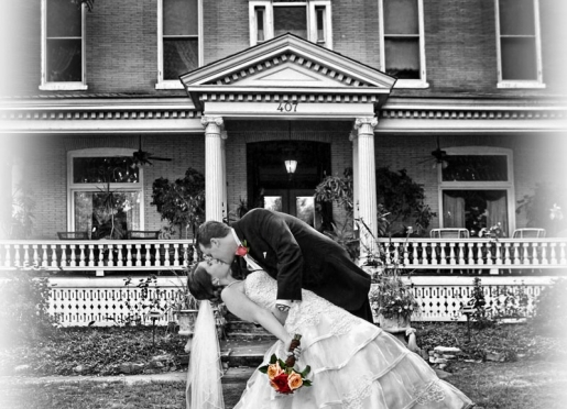 The Place for Greater St. Louis Weddings & Receptions of 2 to 100