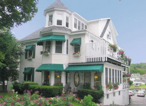 Harbour Towne Inn on the Waterfront, 71 Townsend Ave., Boothbay Harbor, ME USA