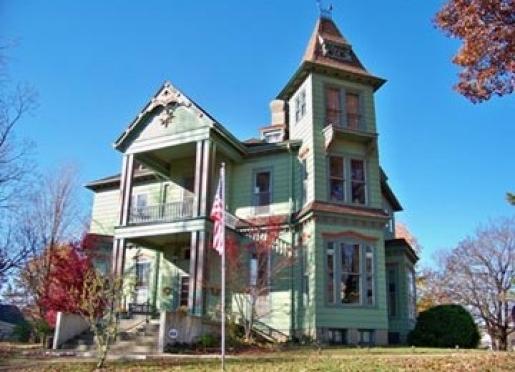 Branson House B&B - Petersburg, Illinois