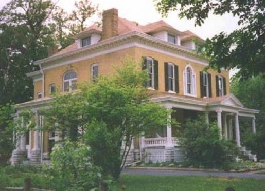 Beall Mansion - Alton, Illinois