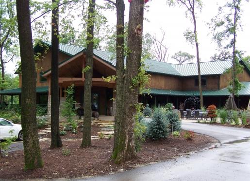 Silent Forest Retreat Cabins - Aviston, Illinois