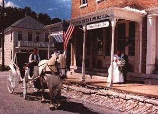 Corner George Inn Bed & Breakfast - Maeystown, Illinois
