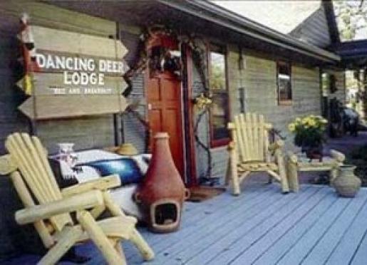 Dancing Deer Lodge Bed & Breakfast - Stillwater, Oklahoma