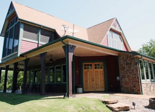 Terrapin Peak Bed, Breakfast and Beyond - Cookson, Oklahoma
