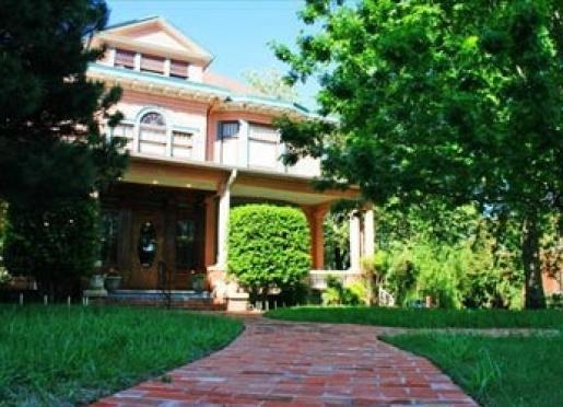 Grandison Inn at Maney Park - Oklahoma City, Oklahoma