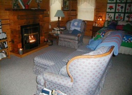 Aunt Jan's Cozy Cabin - Spiro, Oklahoma