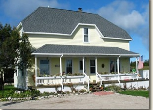 Sandtown Farmhouse B&B - Engadine, Michigan