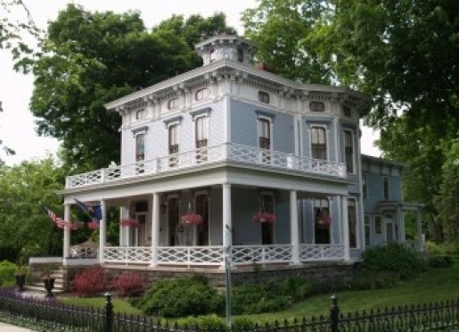 DeLano Mansion Inn B&B - Allegan, Michigan