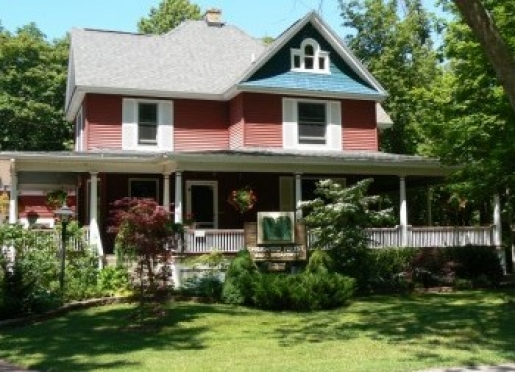 Sherwood Forest B&B - Douglas, Michigan