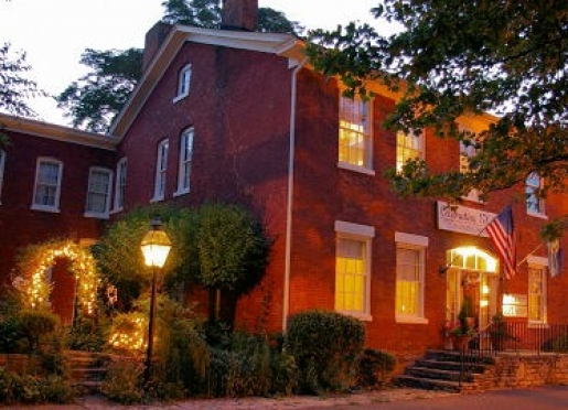 The National House Inn Historic Bed and Breakfast - Marshall, Michigan