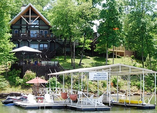 Smith Lake Bed & Breakfast - Crane Hill, Alabama