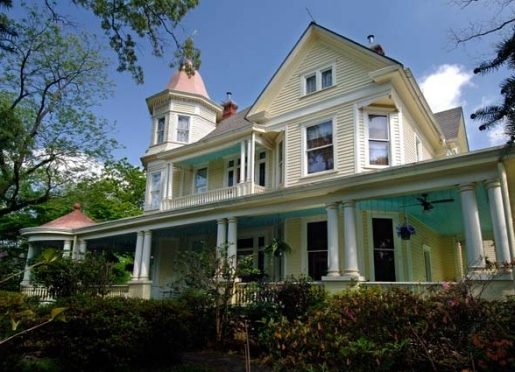 Mistletoe Bough Bed & Breakfast - Alexander City, Alabama