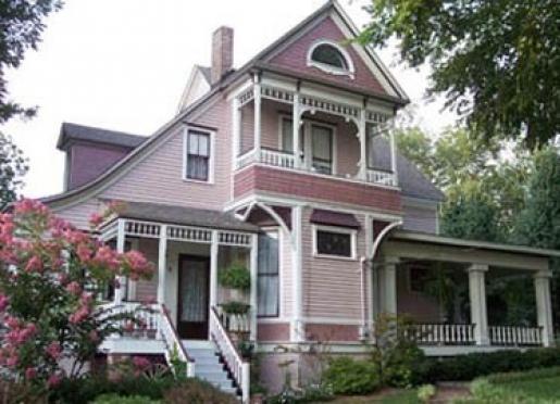 Roses and Lace/The Elisha Robinson House - Ashville, Alabama
