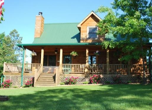 Cabin At The Lodge - Hayden, Alabama