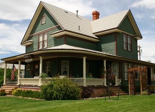 The Mayor's Inn – Cody, Wyoming