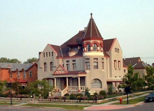 Nagle Warren Mansion – Cheyenne, Wyoming