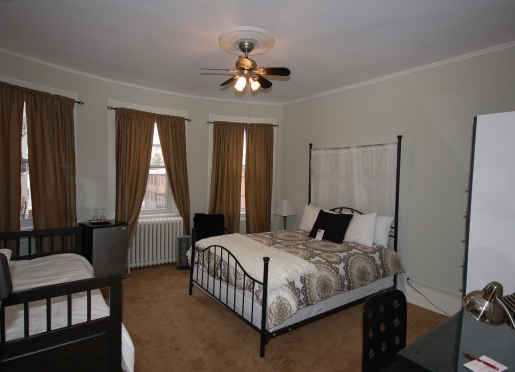 Walter Mosely Room
