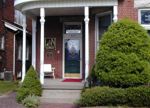 L&N Bed and Breakfast - Henderson, Kentucky