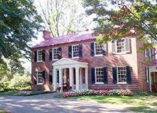 1840 Tucker House - Louisville, Kentucky
