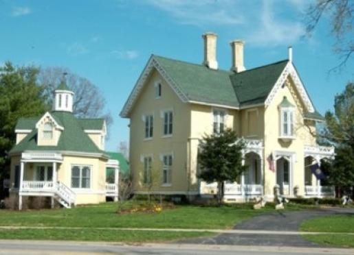 1853 Inn at Woodhaven - Louisville, Kentucky