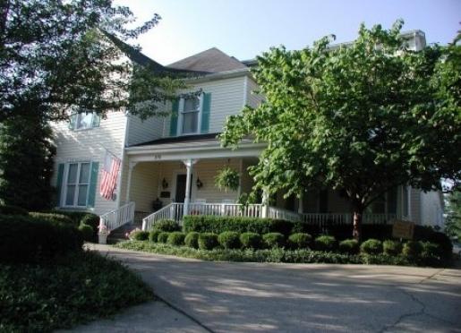 Montgomery Inn - Versailles, Kentucky