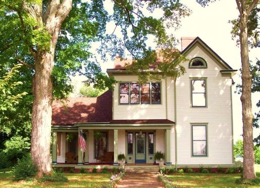 Futrell House Bed & Breakfast - Cadiz (Eddyville), Kentucky