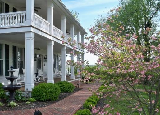 Maple Hill Bed & Breakfast - Eddyville (Paducah), Kentucky