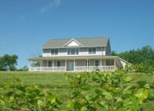 Creekside Vineyards Winery & Inn - Coal Valley, Illinois