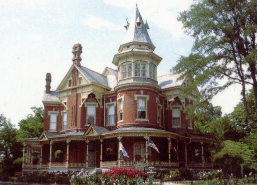 The Empress of Little Rock - Little Rock, Arkansas