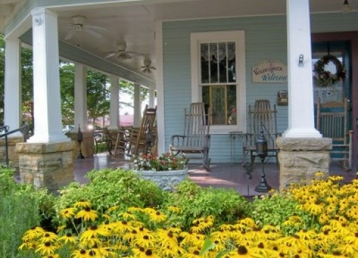 Wildflower B&B - On the Square - Mountain View, Arkansas