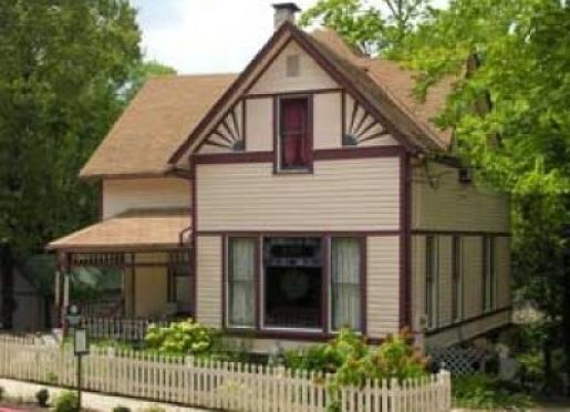 5 Ojo Inn Bed and Breakfast - Eureka Springs, Arkansas