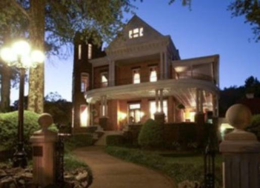 1890 Williams House Inn - Hot Springs, Arkansas