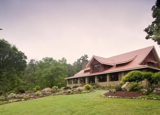 Hilltop Manor Bed & Breakfast - Hot Springs, Arkansas