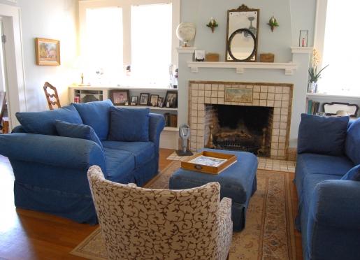 202 Main House - Living Room