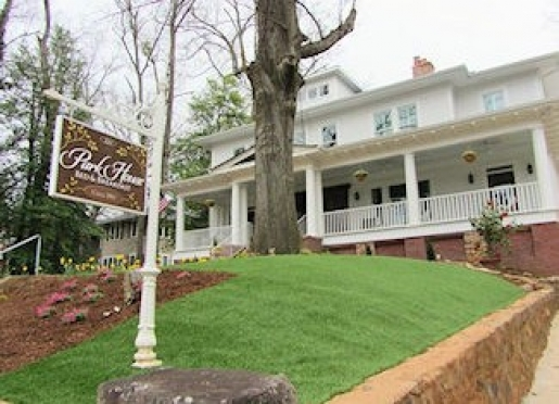 Park House Bed & Breakfast - Greenville, South Carolina