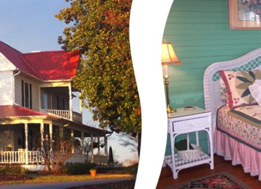 Sunrise Farm Bed and Breakfast - Salem, South Carolina