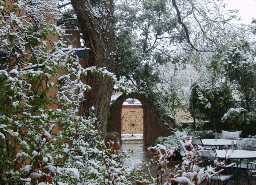 Santa Fe is enchanting year round!