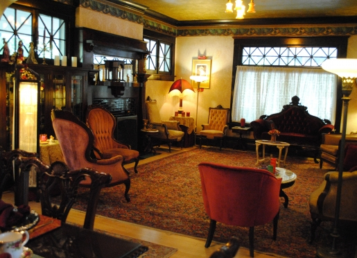 1908 Marianna Stoltz House Bed & Breakfast | Spokane, Washington |  Ponderosa Pine Country | BBOnline.com